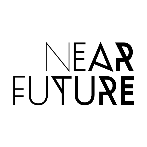 logo typographique Near Future