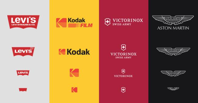 déclinaison logos