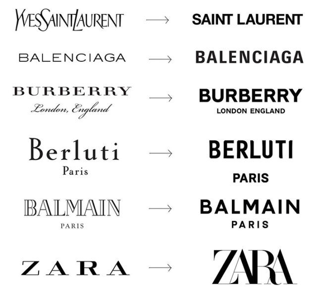 logos grandes marques