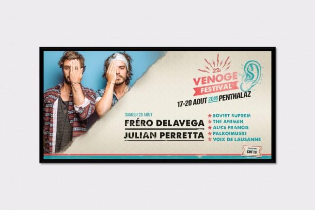 édition affiche Venoge festival