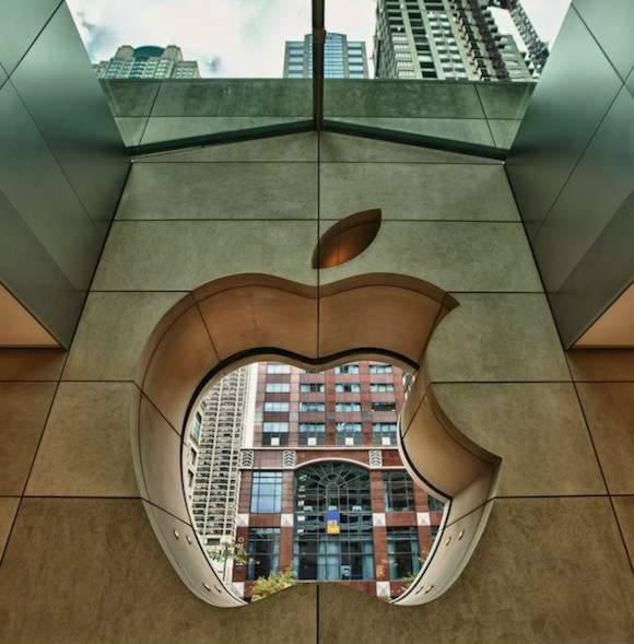 signalétique Apple