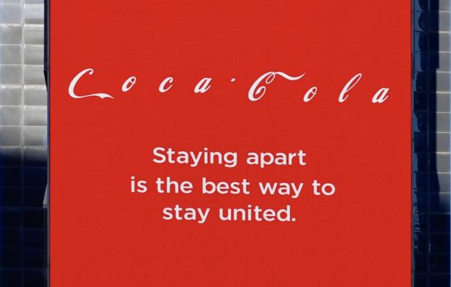 compagne coca cola crise